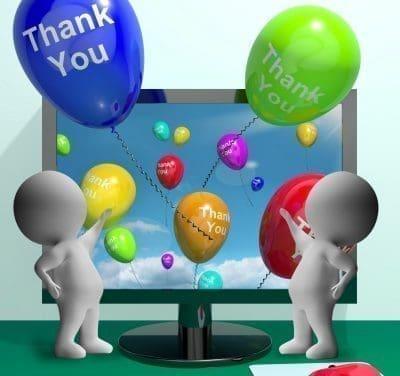 Bonitos Mensajes De Agradecimiento Por Saludos Cumpleañeros