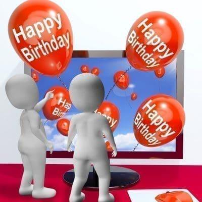 Buscar Mensajes De Cumpleaños Para Una Persona Especial