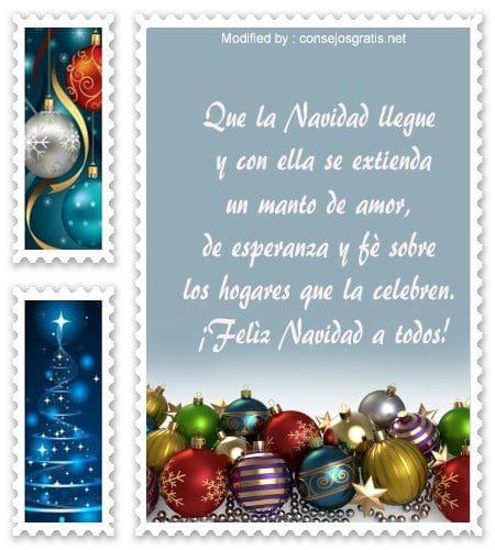 descargar mensajes para enviar en Navidad,frases con imàgenes para enviar en Navidad