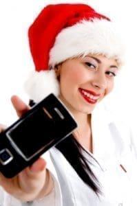 compartir pensamientos de Navidad para Facebook, bajar mensajes de Navidad para Facebook