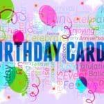 buscar dedicatorias de cumpleaños para tarjetas de felicitación, lindas frases de cumpleaños para tarjetas de felicitación