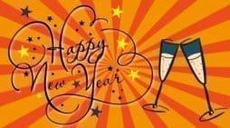 Bonitos Mensajes De Año Nuevo Para Un Amigo