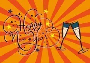 compartir dedicatorias de Año Nuevo para un amigo, ejemplos de frases de Año Nuevo para un amigo