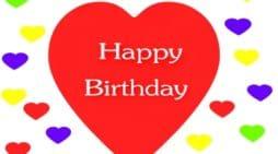 Ejemplos De Bonitos Mensajes De Cumpleaños Para Mi Enamorado