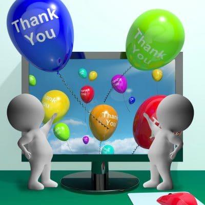 Enviar Mensajes De Agradecimiento Por Saludos Cumpleañeros