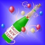 buscar palabras de Año Nuevo para amigos y familiares, enviar nuevos mensajes de Año Nuevo para amigos y familiares