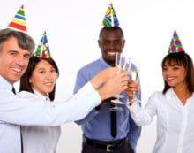 Nuevos Mensajes De Año Nuevo Para Compañeros De Trabajo