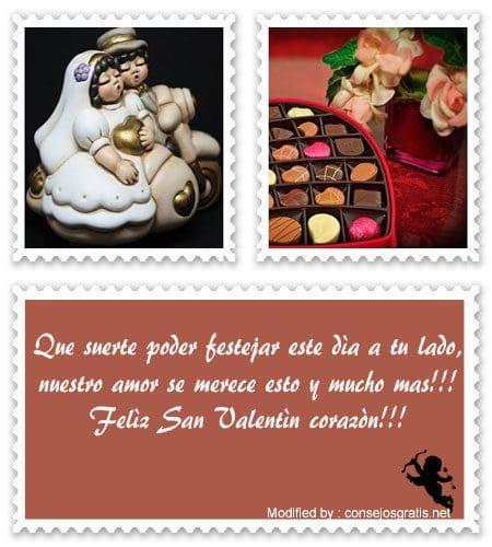 descargar frases para San Valentin gratis,buscar textos bonitos para San Valentin