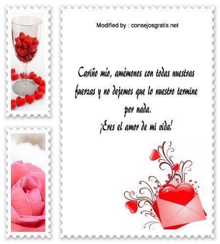 mensajes románticos para enamorar,mensajes de amor bonitos para enviar