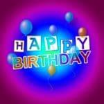 bajar nuevas palabras de cumpleaños, enviar mensajes de cumpleaños