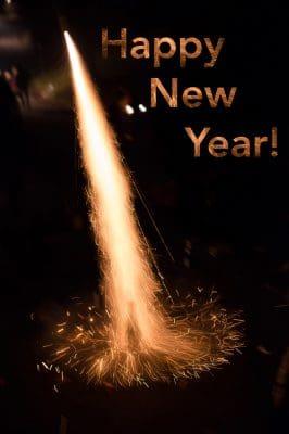 Buscar Mensajes De Año Nuevo Para Un Ser Querido│Nuevas Frases De Año Nuevo Para Mi Familia