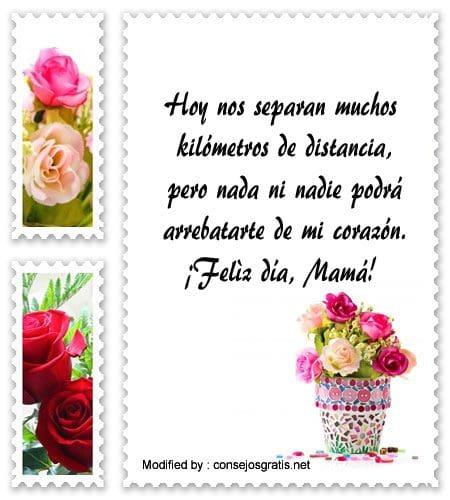 Bonitas Frases Por El Día De La Madre Enviar Mensajes Por El Día