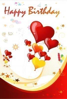 Carta de feliz cumpleanos para ex novio