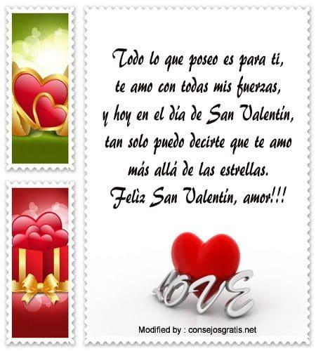 Bellas Frases De Amor Por San Valentín Mensajes De Amor