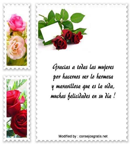 Frases Muy Bellas Por El Dia De La Mujer Saludos Por El Dia De La Mujer Consejosgratis Net Evo destaca su aporte en la construcción de la nueva bolivia. saludos por el dia de la mujer