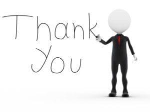 modelo de carta de agradecimiento, plantillas de cartas de agradecimiento, conferencia