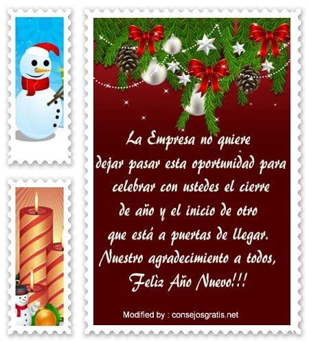 Tarjetas Con Frases De Fin De Año Corporativas Feliz Año