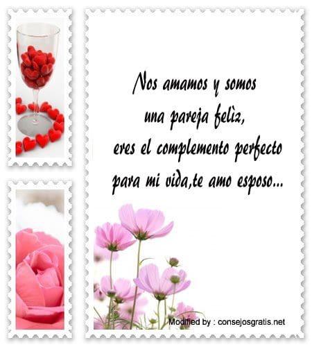 Bonitas Frases De Amor Para Enviar A Mi Esposo Mensajes De