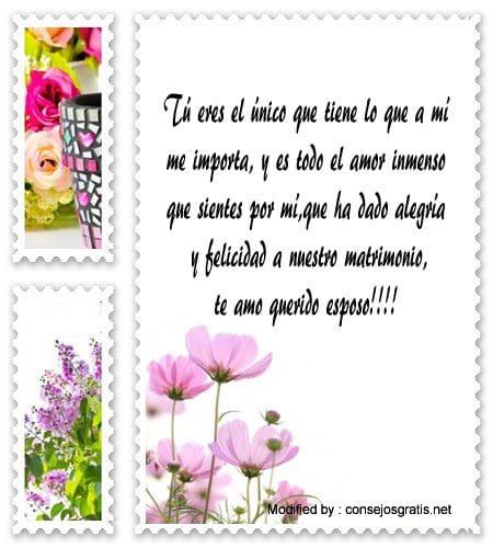 Bonitas Frases De Amor Para Enviar A Mi Esposo Mensajes De Amor