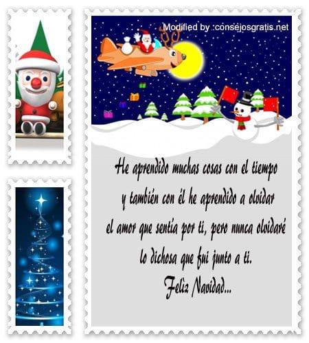 Bellas Frases De Navidad Para Un Ex Amor Saludos De Navidad