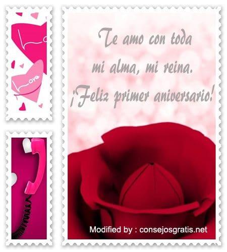 buscar frases de aniversario de novios,descargar mensajes bonitos de aniversario de novios