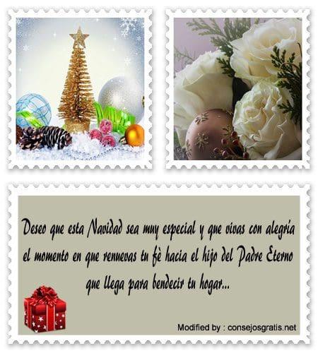 tarjetas para enviar en Navidad