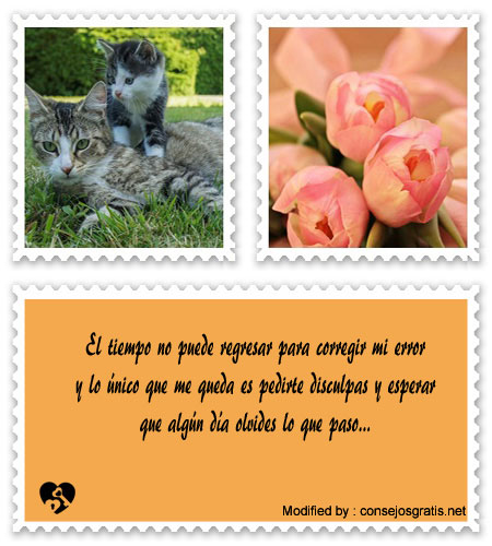 Bonitas Mensajes Para Pedir Disculpas Frases De Amor 10 000
