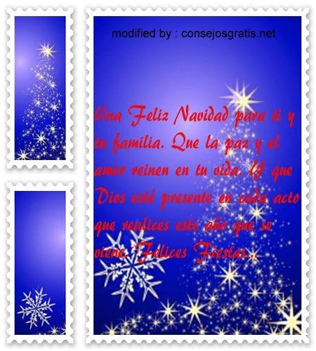 postales de mensajes de Navidad,bellas frases de Navidad y Año nuevo para clientes
