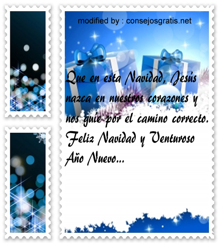 postales de mensajes de Navidad,lindos textos de saludos de Navidad y Año nuevo para clientes