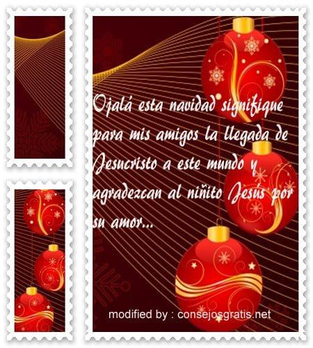 postales de mensajes de Navidad,versos de Navidad para enviar por twitter
