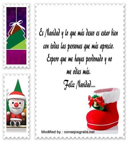 Bellas Frases De Navidad Para Un Ex Amor Saludos De