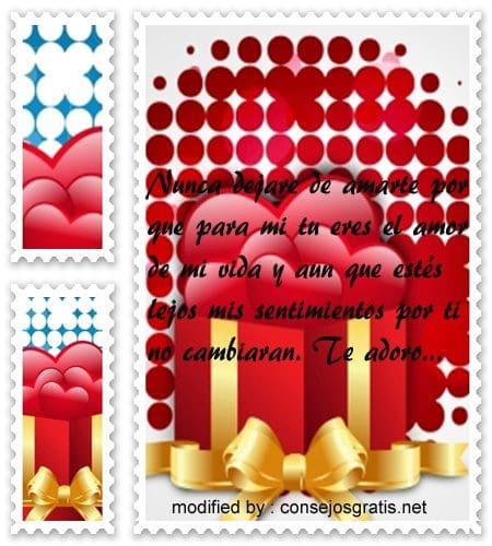 Palabras de amor para mi pareja,amorosos mensajes para mi novia