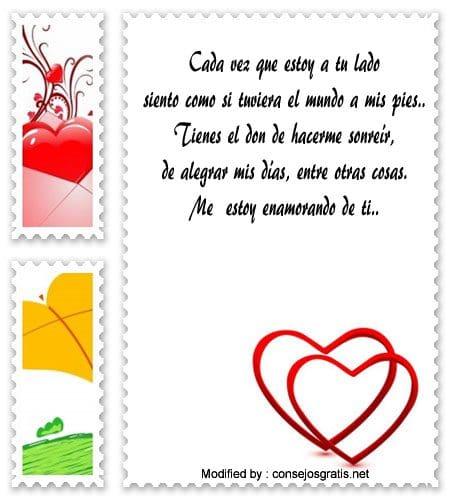 mensajes para alegrar el dia de amor