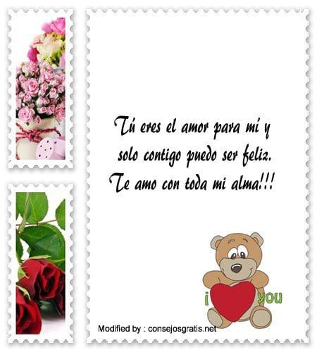 buscar tarjetas con mensajes romànticos para enamorar,frases románticas para mi novia