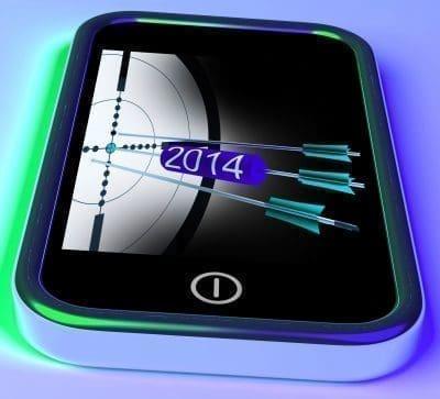 Saludos de año nuevo para celulares con imágenes