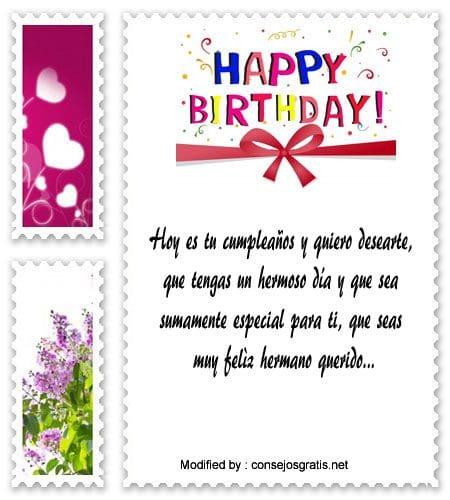 descargar mensajes de cumpleaños para mi hermano,mensajes bonitos de cumpleaños para mi hermano