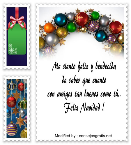 frases bonitas para enviar en a mi amigo,carta para enviar en Navidad
