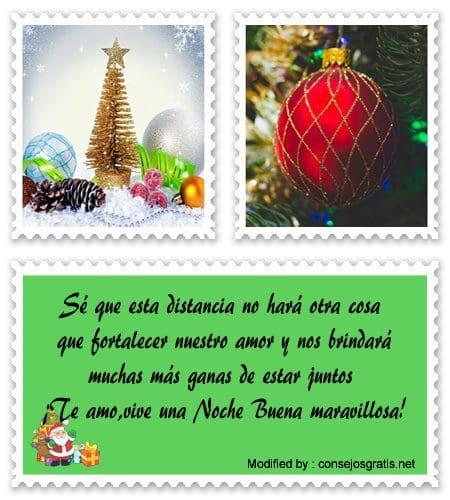 Bellas Frases De Navidad A Mi Novio Que Esta Lejos