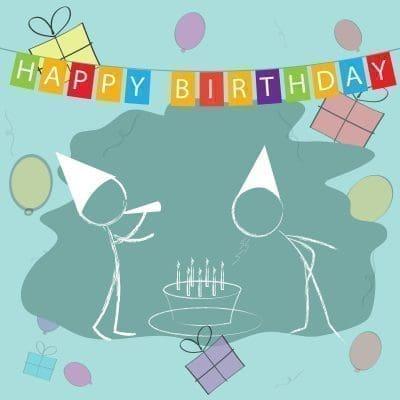 Bonitos Saludos De Feliz Cumpleaños Para Mi Hermano| Frases de cumpleaños