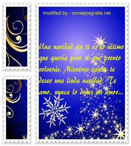 postales de mensajes de Navidad,palabras bonitas de Navidad para un nivio que esta lejos