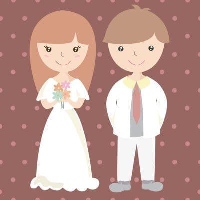 Hermosas felicitaciones por matrimonio