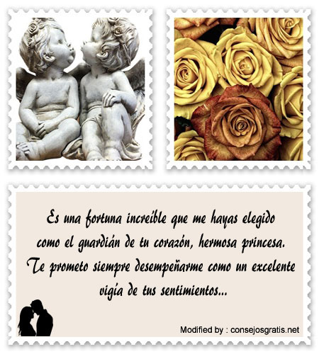 Cositas De Amor Para Mi Novia Frases Romanticas Para Mi Amor