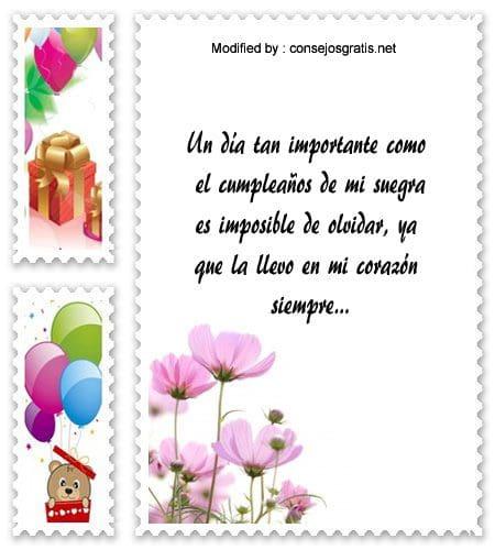 Lindas Felicitaciones A Mi Suegra Por Su Cumpleaños