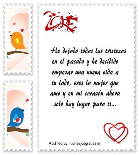 Hermosos Mensajes De Amor Para La Mujer Que Amo Frases De