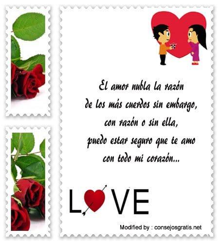 Frases Para Enamorar A Mi Novia Tarjetas De Amor 10 000 Mensajes