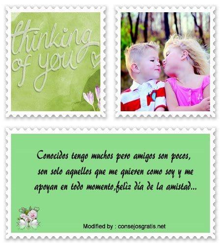 palabras de amistad cristianas