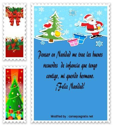 Tarjetas de feliz navidad para hermana