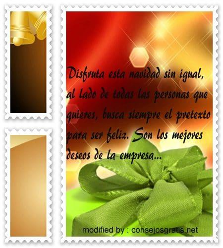 postales de mensajes de Navidad,bonitos saludos Navideños para empresas