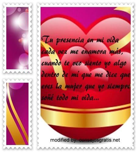 Bellas Frases Romanticas Para Enamorar A Una Mujer Con Imagenes
