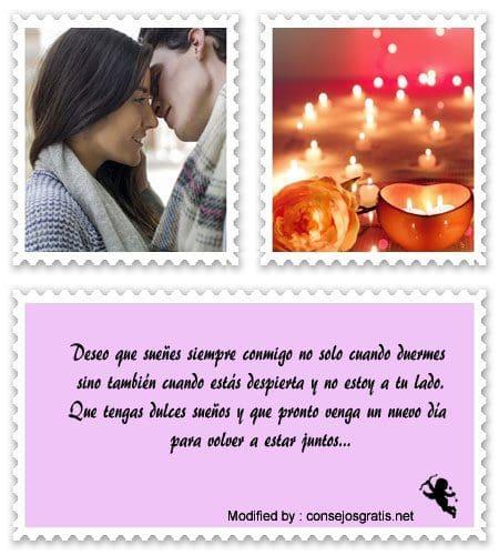 saludos de buenas noches para mi amor